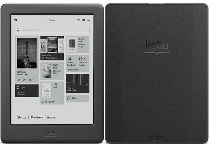 kobo touch 2 0 le premier prix performant test et avis. Black Bedroom Furniture Sets. Home Design Ideas