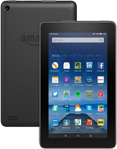 La Kindle Fire Amazon