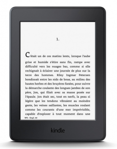 liseuse Kindle PaperWhite - Amazon