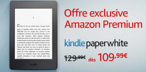 amazon premium paperwhite
